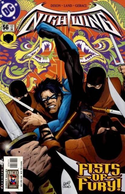 Nightwing (1996) no. 56 - Used