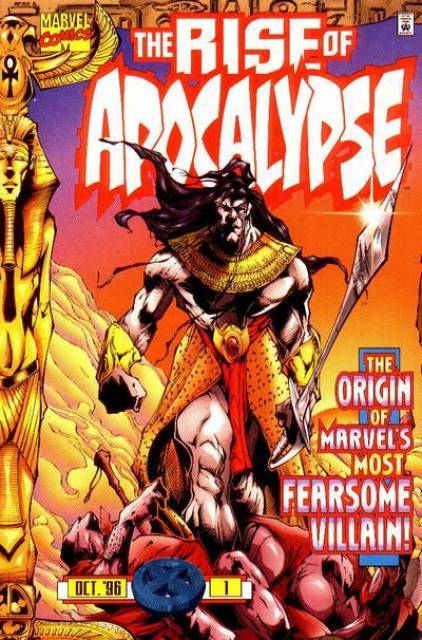 The Rise of Apocalypse (1996) Complete Bundle - Used