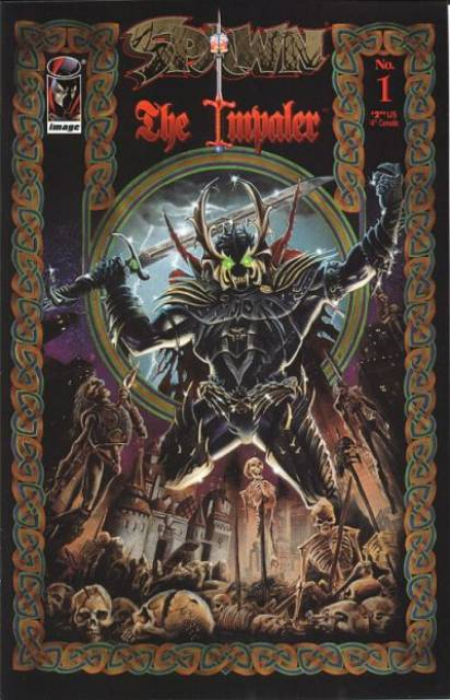 Spawn the Impaler (1996) Complete Bundle - Used