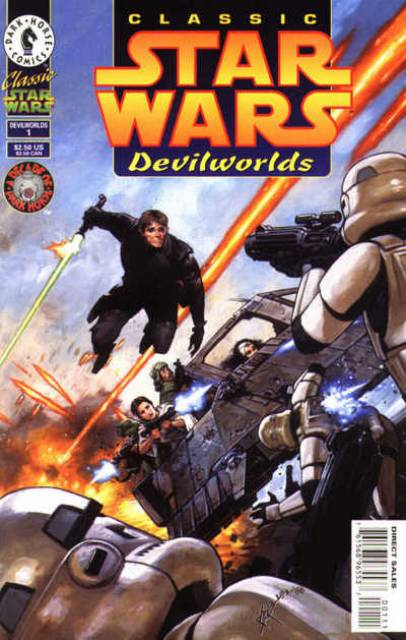 Classic Star Wars: Devilworlds (1996) Complete Bundle - Used