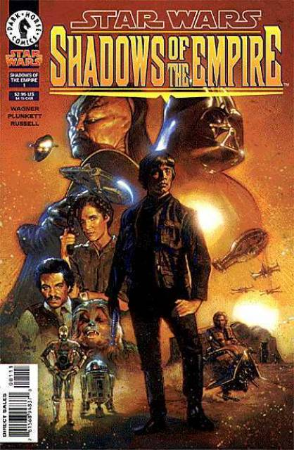 Star Wars: Shadows of the Empire (1996) Complete Bundle - Used