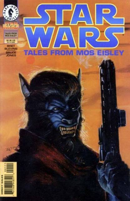 Star Wars One Shot: Tales from Mos Eisley (1996) - Used