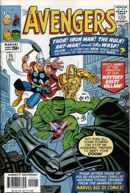 Avengers (1997) no. 1.5 - Used
