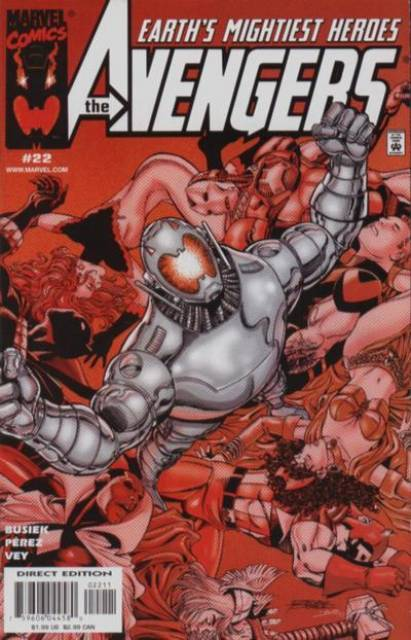 Avengers (1997) no. 22 - Used