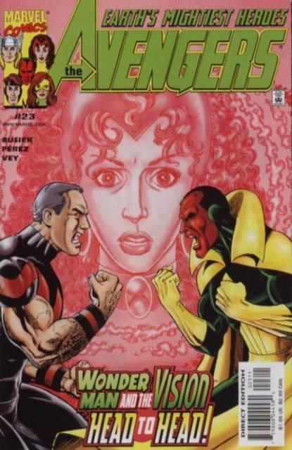 Avengers (1997) no. 23 - Used