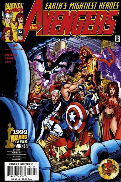 Avengers (1997) no. 24 - Used
