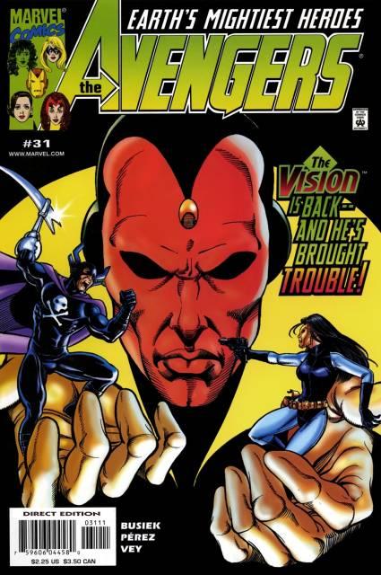 Avengers (1997) no. 31 - Used