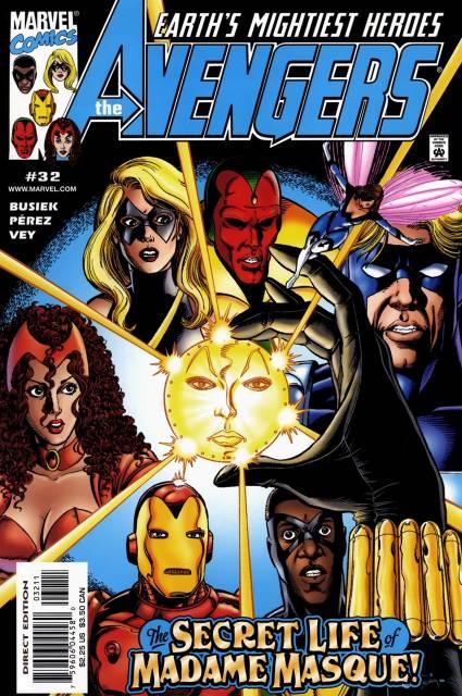 Avengers (1997) no. 32 - Used
