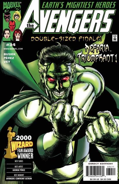Avengers (1997) no. 34 - Used