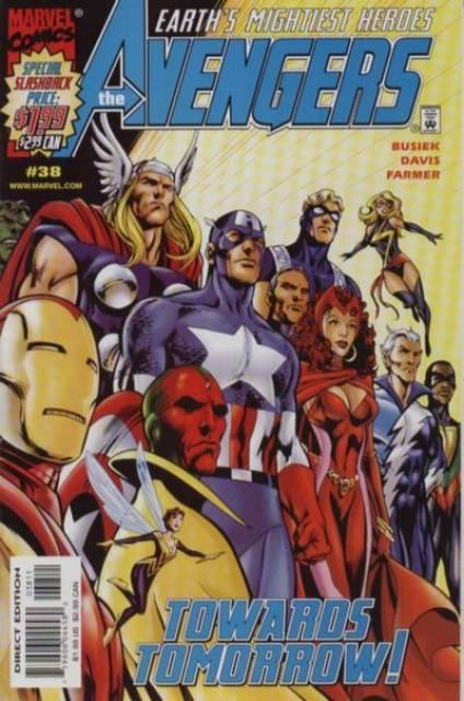 Avengers (1997) no. 38 - Used