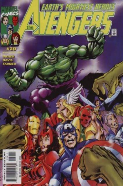 Avengers (1997) no. 39 - Used
