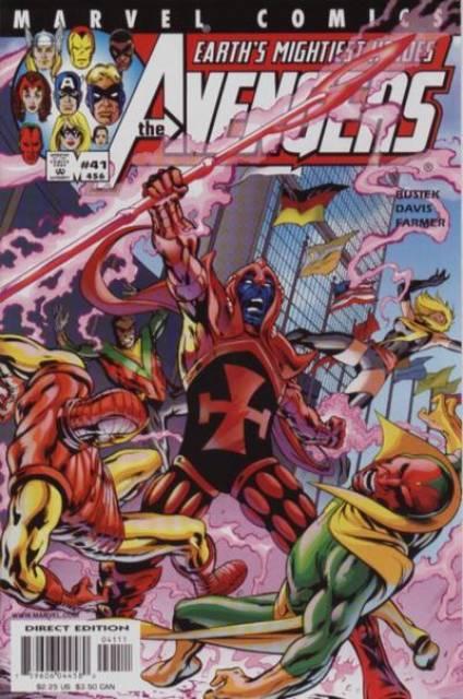 Avengers (1997) no. 41 - Used