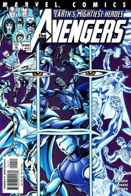 Avengers (1997) no. 42 - Used