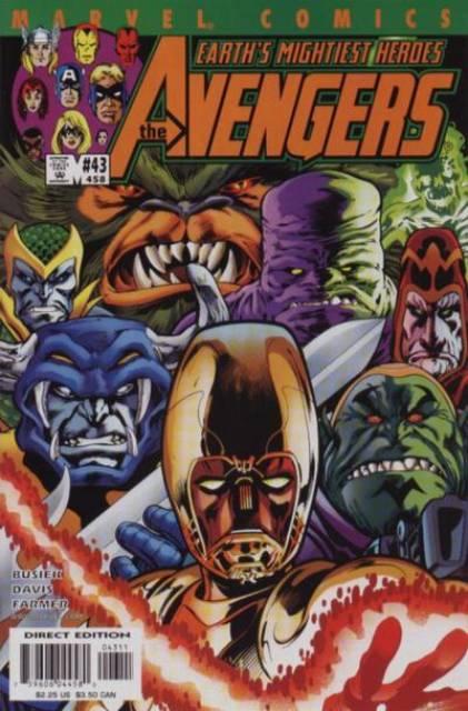 Avengers (1997) no. 43 - Used