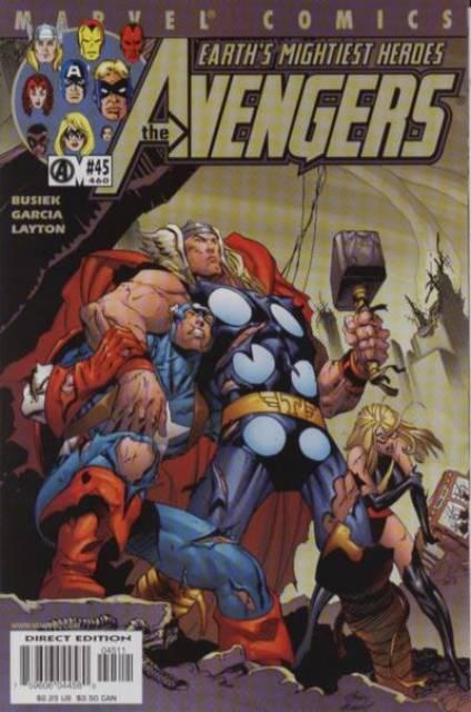 Avengers (1997) no. 45 - Used