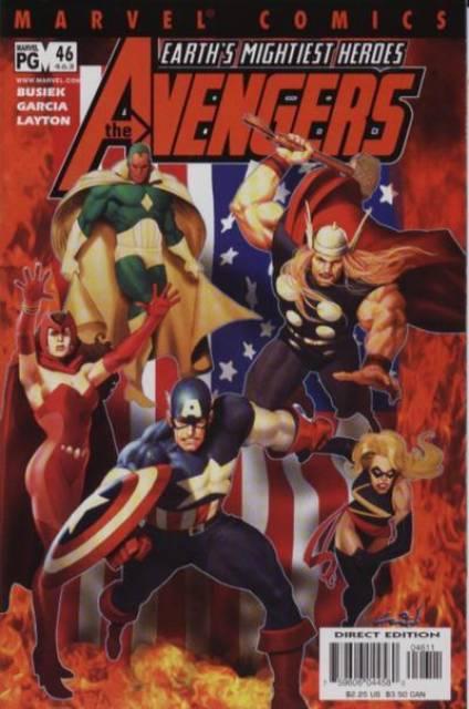 Avengers (1997) no. 46 - Used
