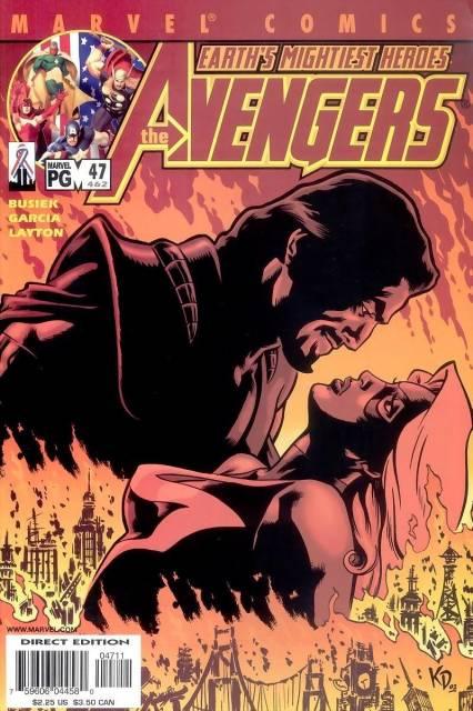 Avengers (1997) no. 47 - Used