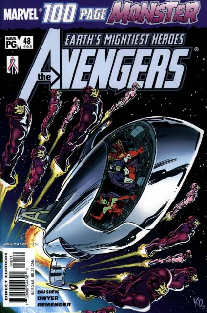 Avengers (1997) no. 48 - Used