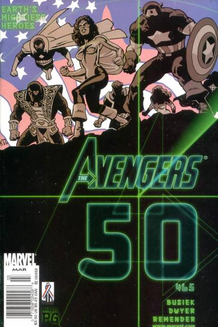 Avengers (1997) no. 50 - Used
