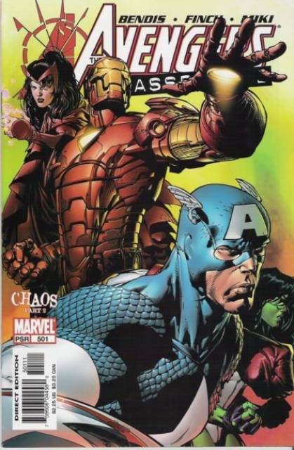 Avengers (1997) no. 501 - Used
