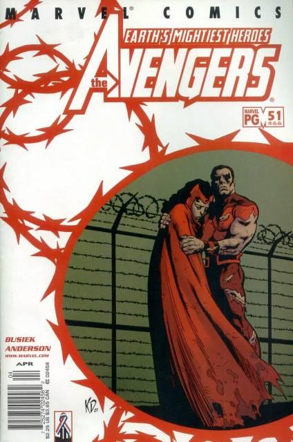 Avengers (1997) no. 51 - Used