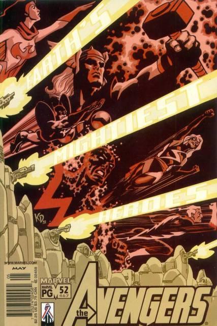 Avengers (1997) no. 52 - Used