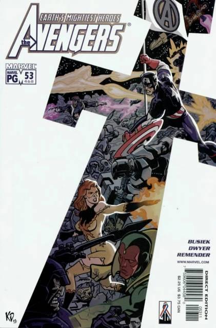 Avengers (1997) no. 53 - Used