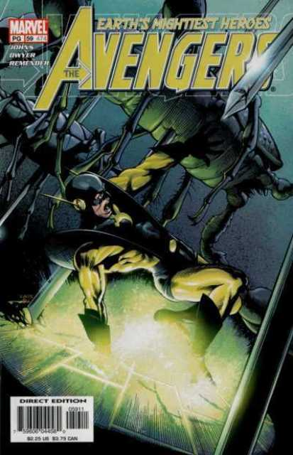 Avengers (1997) no. 59 - Used