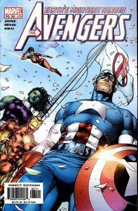 Avengers (1997) no. 61 - Used