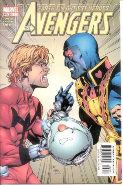 Avengers (1997) no. 62 - Used