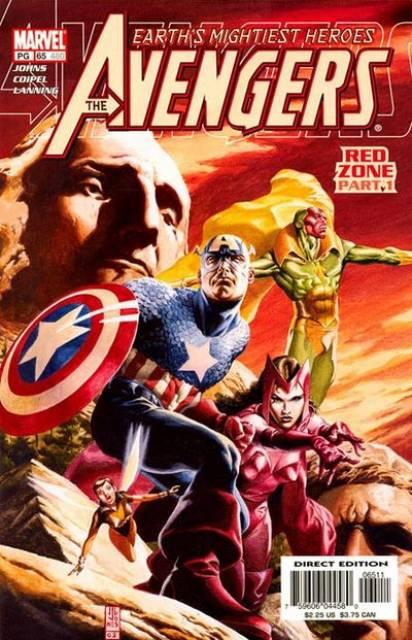 Avengers (1997) no. 65 - Used