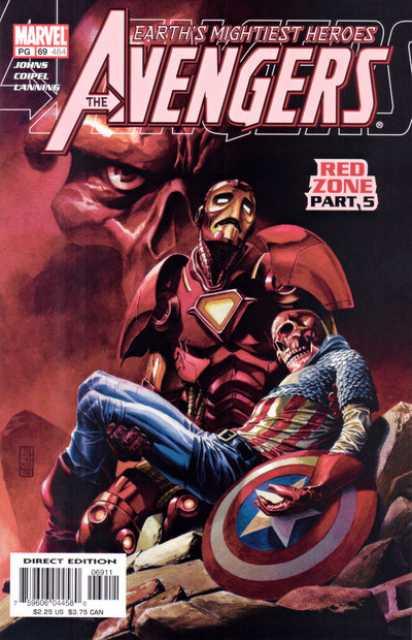 Avengers (1997) no. 69 - Used