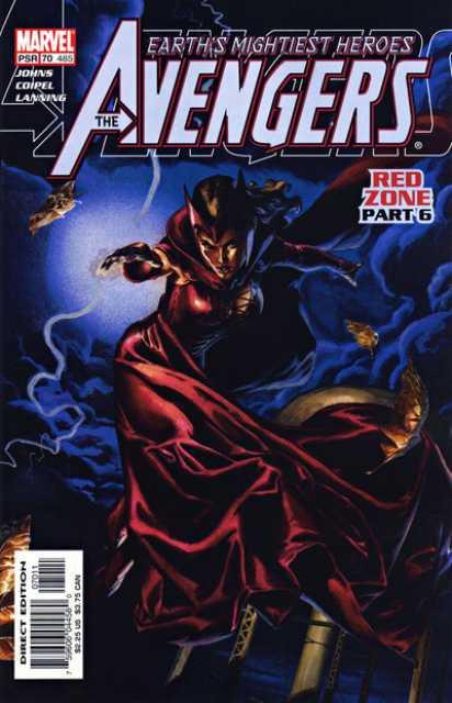 Avengers (1997) no. 70 - Used