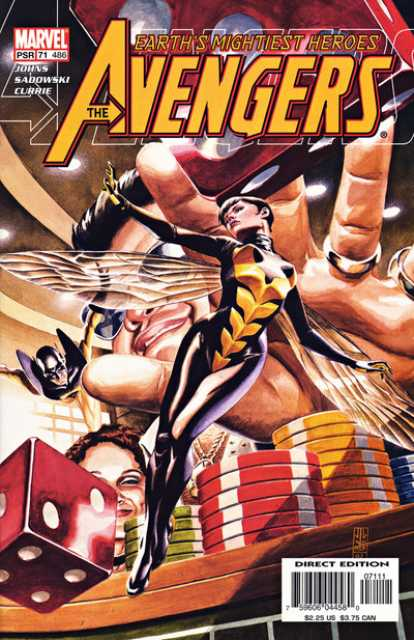 Avengers (1997) no. 71 - Used