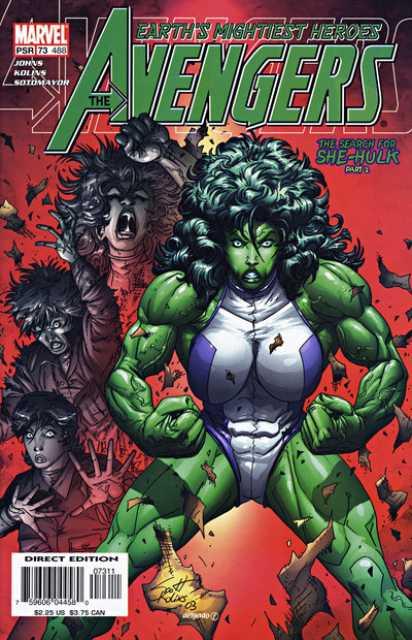 Avengers (1997) no. 73 - Used