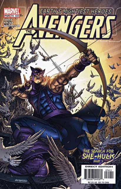 Avengers (1997) no. 74 - Used