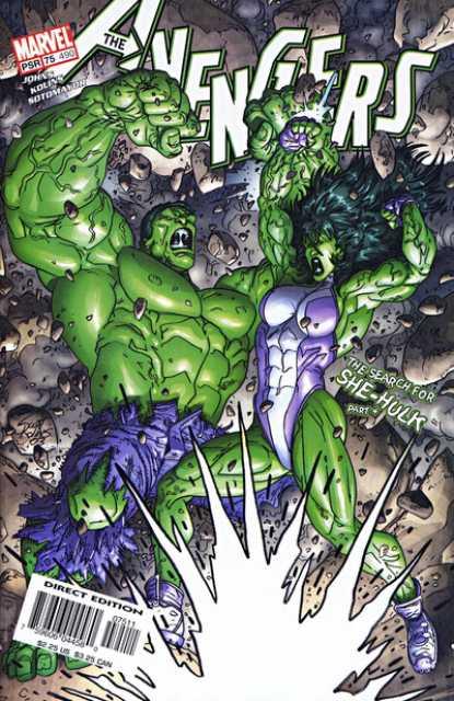 Avengers (1997) no. 75 - Used