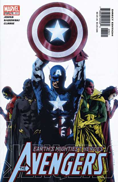 Avengers (1997) no. 76 - Used