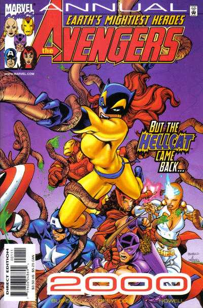 Avengers (1997) Annual 2000 - Used