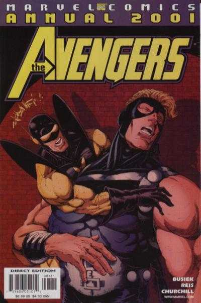 Avengers (1997) Annual 2001 - Used