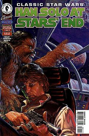 Classic Star Wars: Han Solo at Stars' End (1997) Complete Bundle - Used