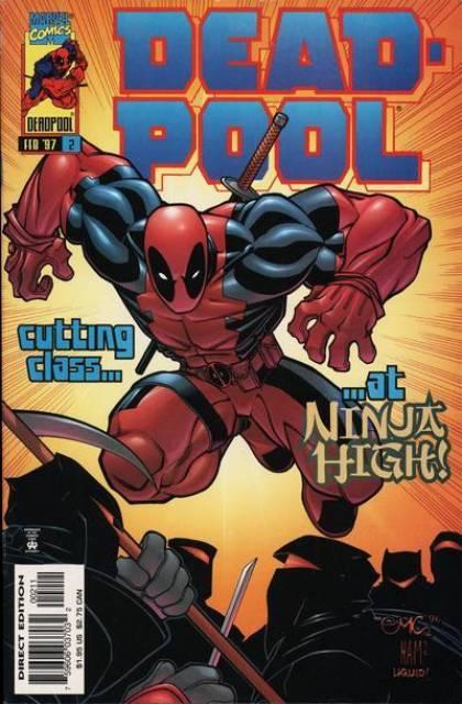 Deadpool (1997) no. 2 - Used