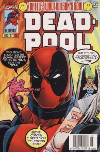 Deadpool (1997) no. 5 - Used