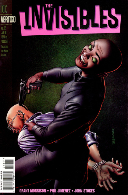 Invisibles (1997) no. 12 - Used