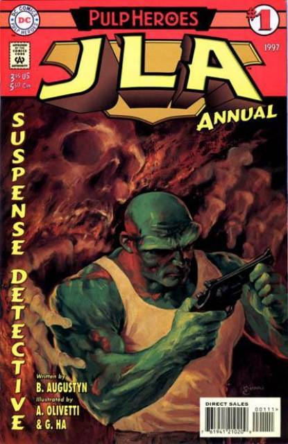 JLA (1997) Annual no. 1 - Used