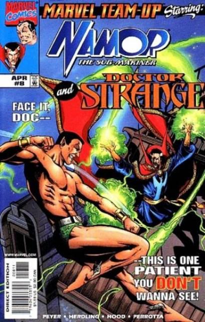 Marvel Team-Up (1997) no. 8 - Used