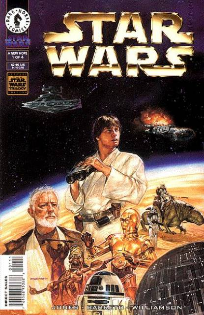 Star Wars A New Hope Special (1997) Complete Bundle - Used