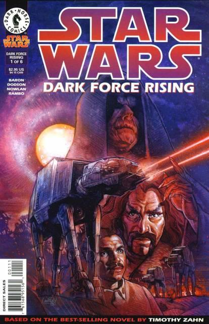 Star Wars: Dark Force Rising (1997) Complete Bundle - Used