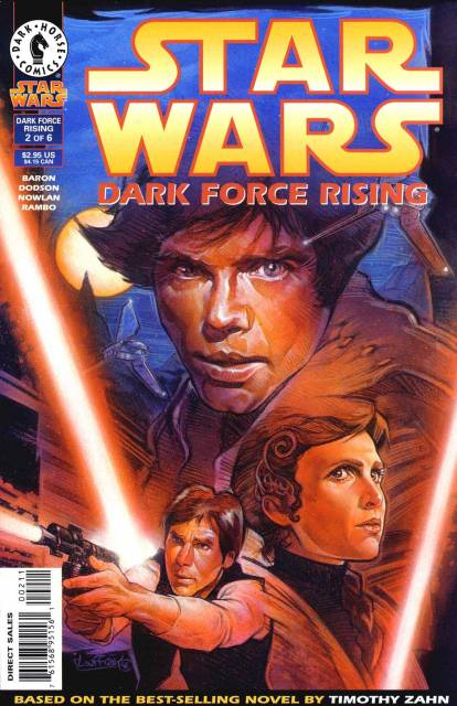 Star Wars: Dark Force Rising (1997) no. 2 - Used