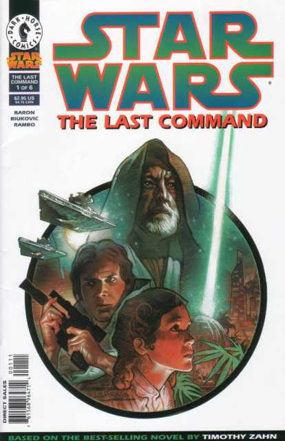 Star Wars: The Last Command (1997) Complete Bundle - Used